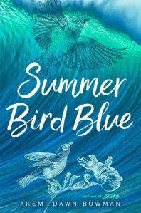 Summer Bird Blue